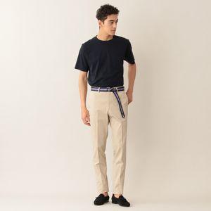 [ 49%OFF ] 【UrbanSafari(アーバンサファリ)掲載】MOF刺繍入りリボンベルト/リングベルト