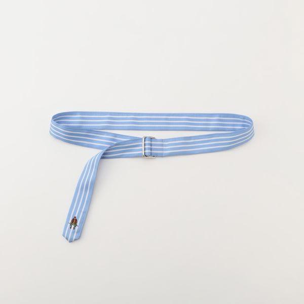 [ 49%OFF ] 刺繍入りリボンベルト/リングベルト