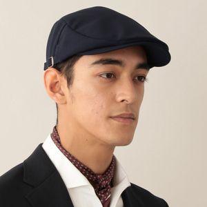メッシュウールハンチングキャップ/ハンチング帽(イタリア製素材 VBC SUPERSONIC使用)