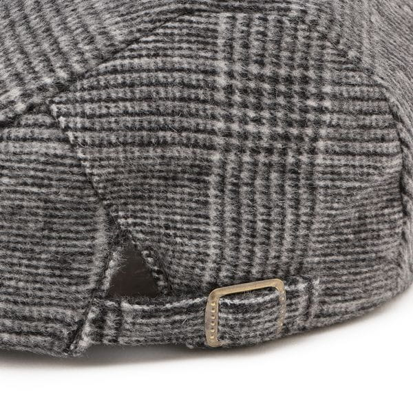 ビーバーシャドウチェックハンチング(帽子)