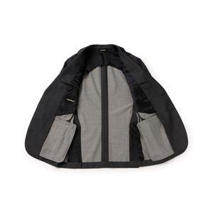 「10month」ウールデニムライクジャケット(セットアップ対応) 21FW
