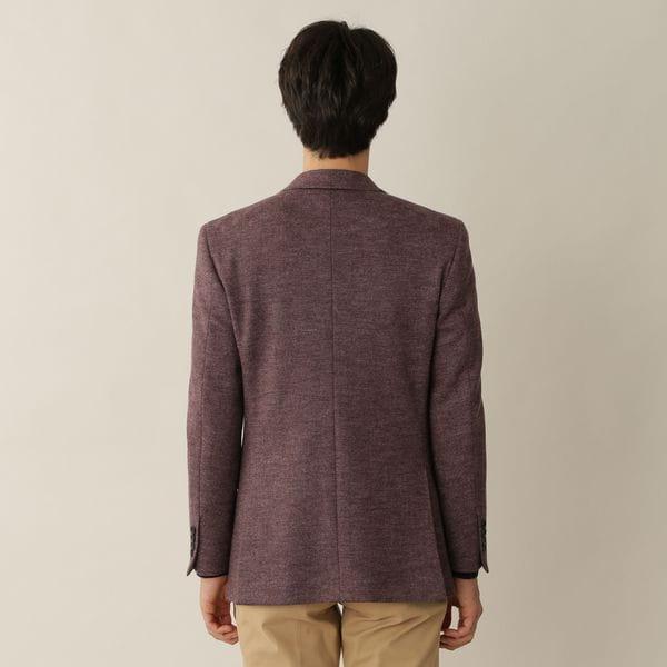 [ 21%OFF ] ウールカシミヤジャージジャケット