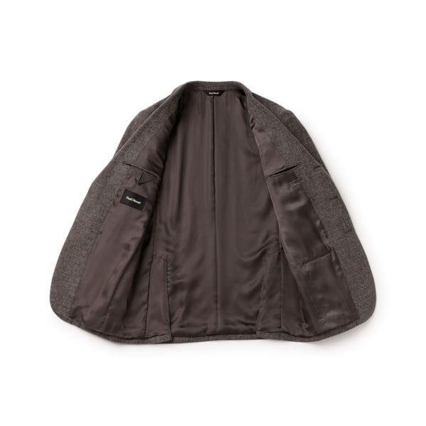 アルパカブレンドループヤーンジャケット 21FW