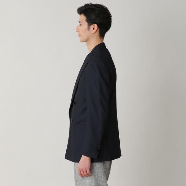 [ 21%OFF ] ハニカムジャージダブルジャケット