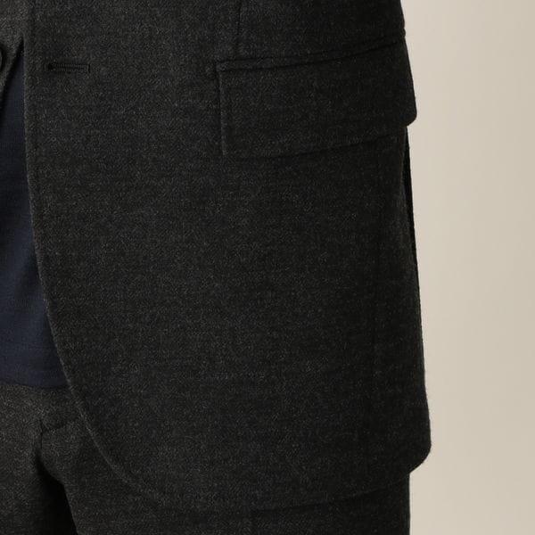 【URBAN SAFARI掲載】STUART'S TRAVELER ジャージーヘリンボーンジャケット