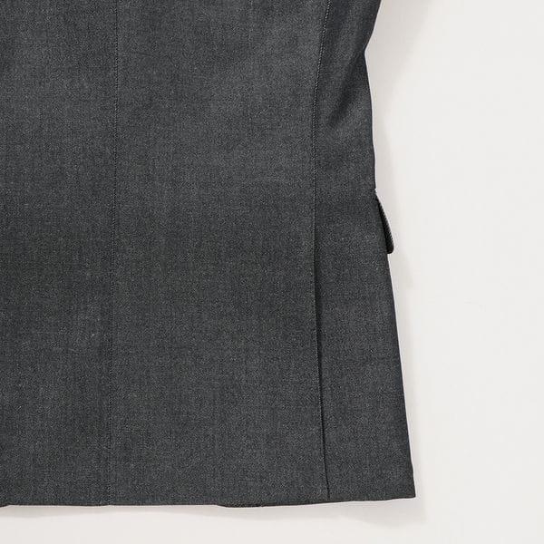 【限定モデル】「STUART'S TRAVELER」ウールデニムジャケット/3P対応(デタッチャブルダウンパッド仕様)