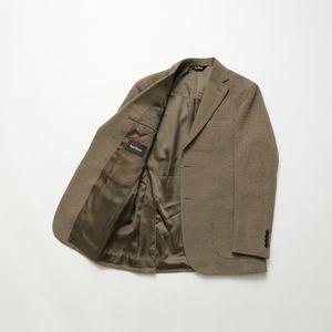 モールヤーンジャケット