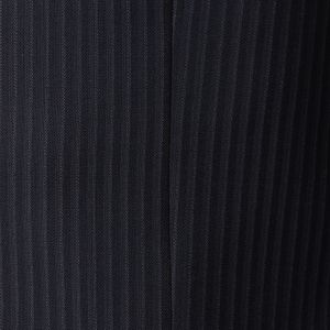 [ 24%OFF ] 【EASTGATE MODEL】ウールシャンブレーパープルミニストライプスーツ