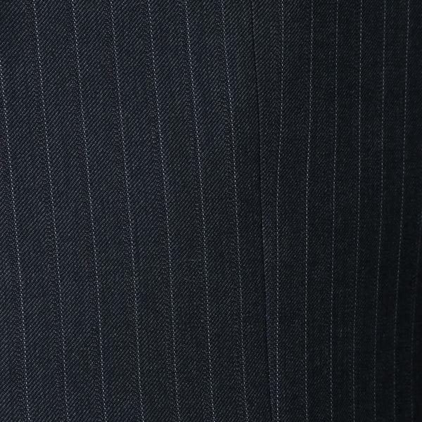 [ 22%OFF ] 【EASTGATE MODEL】ブルーグレーストライプウールスーツ/セットアップ