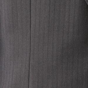 【BAKER MODEL】「ビズブラウン」ウールドビーシャドウストライプ3Pスーツ/セットアップ 21FW