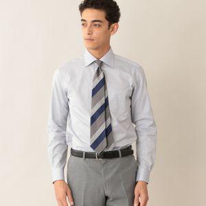 [ 26%OFF ] ロイヤルオックスフォードドレスシャツ/セミワイドカラー