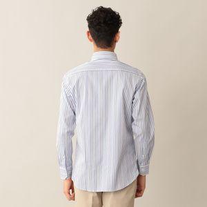 [ 29%OFF ] サテンストライプシャツ(カジュアルシャツ)