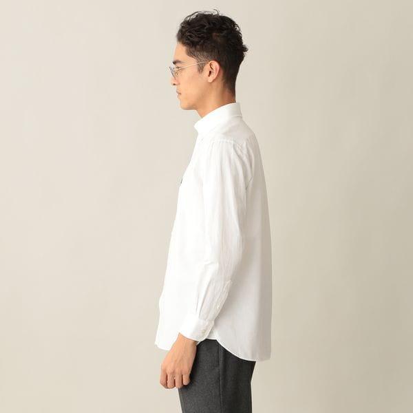 「MADE IN JAPAN」アイコンオックスフォードシャツ/OXFORD SHIRT