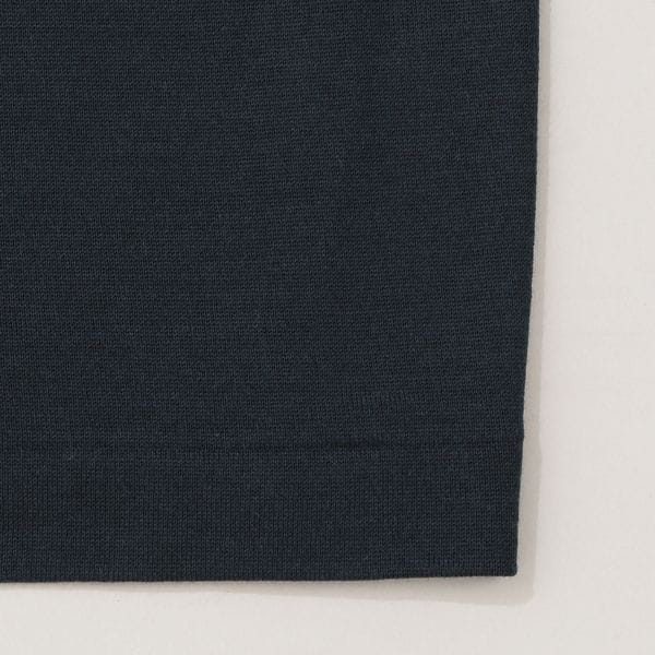 【限定モデル】「STUART'S TRAVELER」ウォッシャブルウール天竺タートルネックTシャツ