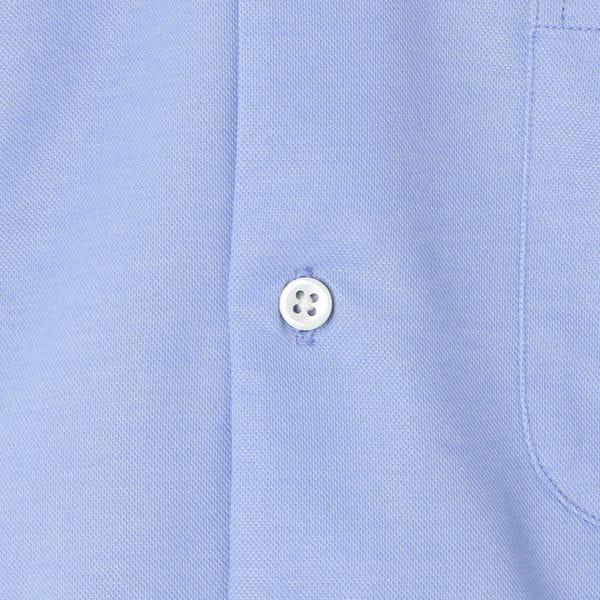[ 33%OFF ] ソリッドジャージボタンダウンシャツ【吸水速乾機能】(カジュアルシャツ/ビジネスカジュアル対応)