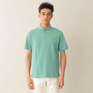 [ 23%OFF ] メランジコットンカノコポロシャツ(アイコンポロシャツ)