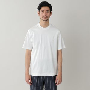 シルケットスムースコットンTシャツ/カットソー(ニューPSアイコン)