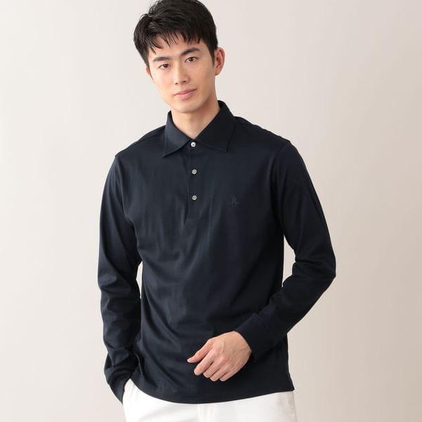 [ 44%OFF ] ロングスリーブポロシャツ