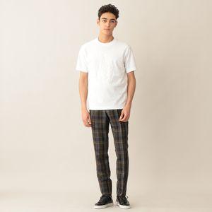 【UrbanSafari(アーバンサファリ)掲載】MOFコットンパイル半袖Tシャツ
