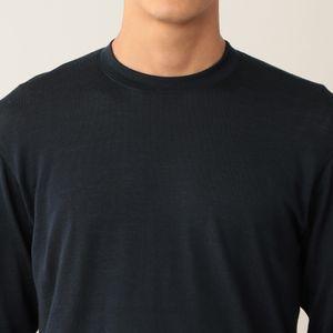 ウールロングTシャツ