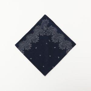 [ 20%OFF ] プリントスクエアペルシャ柄スカーフ
