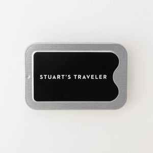 [ 43%OFF ] 「STUART'S TRAVELER」チェンジャブルメタルボタン(ゴールド)