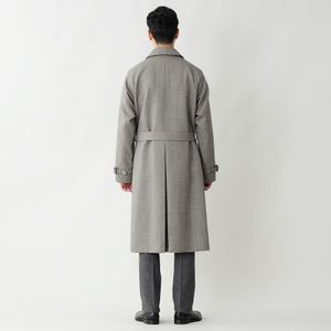 【数量限定】「COLLECTION LINE」ダブルクロスクリフォードコート/タイロッケンコート(Clifford Coat) 21FW