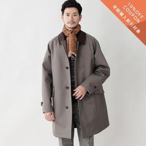 【予約販売】【数量限定】「COLLECTION LINE」ベンタイルバルカラーコート(Raglan sleeve Balmacaan Coat)