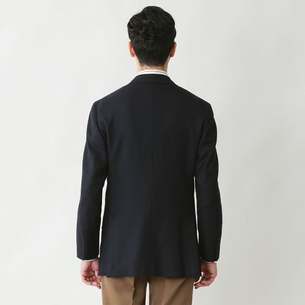 【予約販売】【数量限定】「COLLECTION LINE」MOFコッパーメタルボタンブレザー/ジャケット
