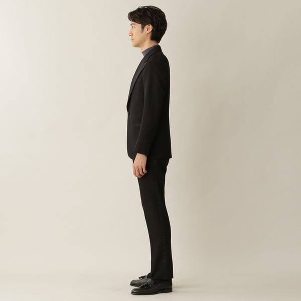 ▽【数量限定】【FORMAL】ピークドラペルタキシードスーツ/セットアップ.