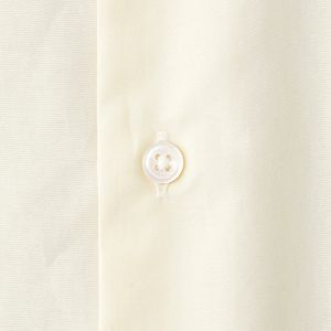 【数量限定】「COLLECTION LINE」コットンブロードドレスシャツ/タブカラー 21FW