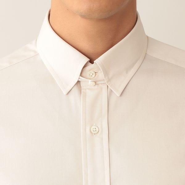 【数量限定】「COLLECTION LINE」コットンブロードドレスシャツ/タブカラー