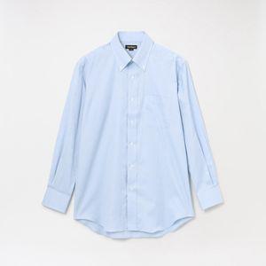 ◆◆コットンオックスフォードボタンダウンシャツ (8100-1920-B1/8100-1920-B2)(ビジネスカジュアル対応)