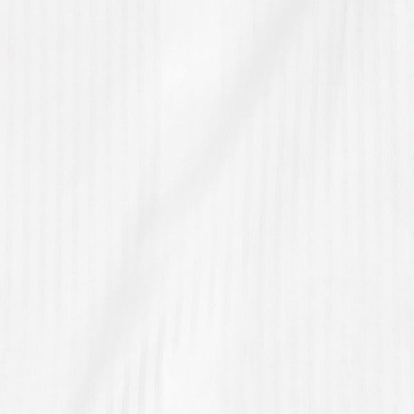 ◆◆ドビーストライプドレスシャツ/ワイドカラー (8100-1930-W1)