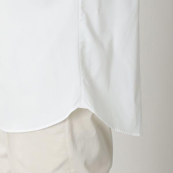 ◇◇【数量限定】「COLLECTION LINE」コットンブロードバンドカラーブザムシャツ