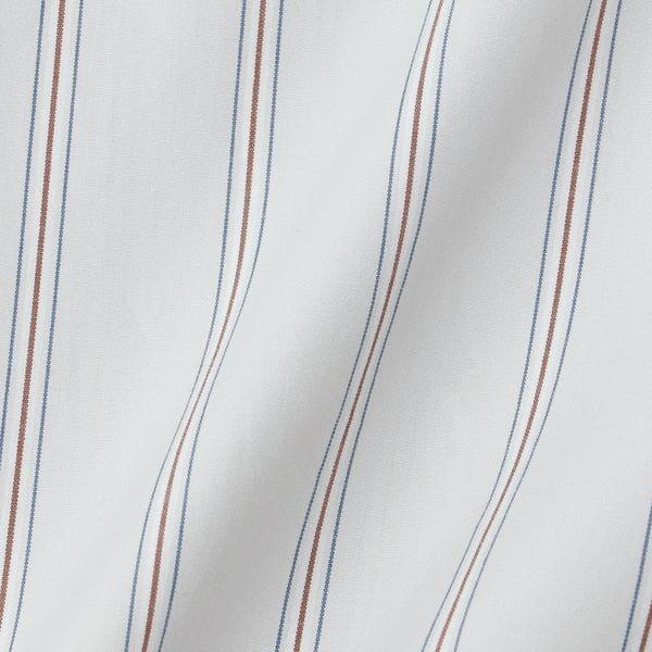 ◇◇【数量限定】「COLLECTION LINE」ストライプバンドカラーシャツ