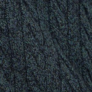 【数量限定】「COLLECTION LINE」スリーツイストメランジカシミヤニットタートルネックセーター 21FW