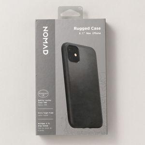 ホーウィンレザーラゲッドアイフォンケース/iPhone 11用(RUGGED CASE iPhone 11)