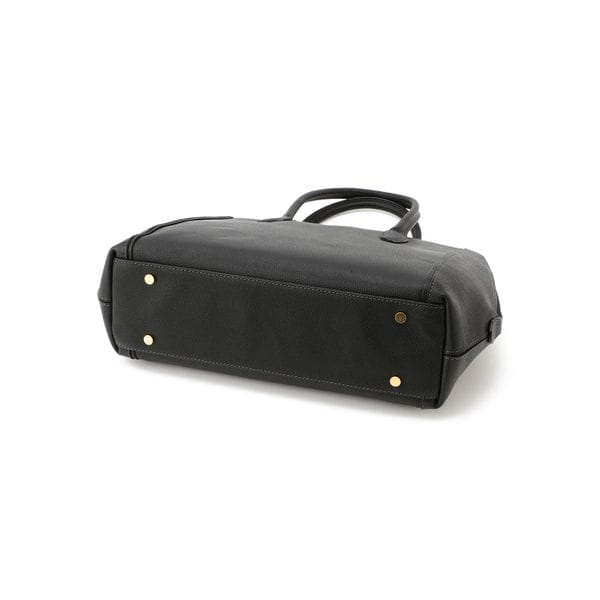 「ファーストシリーズ」2WAYレザーハンドバッグ/ファーストバッグ (ショルダーストラップ付き)