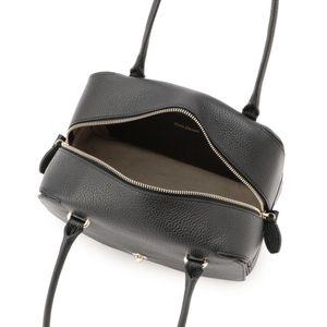 エアリーレザーミニボストンバッグ
