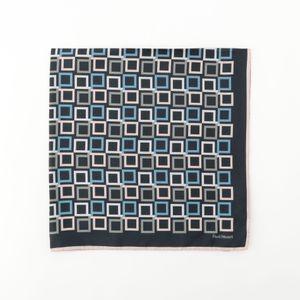 Pモザイクスカーフ