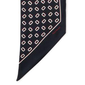 オプティカルシルクスカーフ