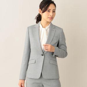 【ファーストジャケット】ライトダブルウールⅢ テーラード