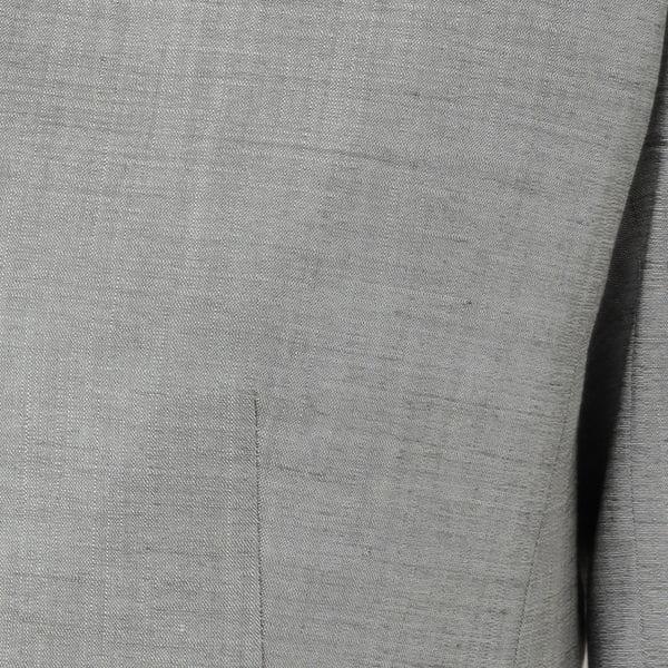 ●●スラブシャンブレージャケット【ウォッシャブル】(セットアップ対応)