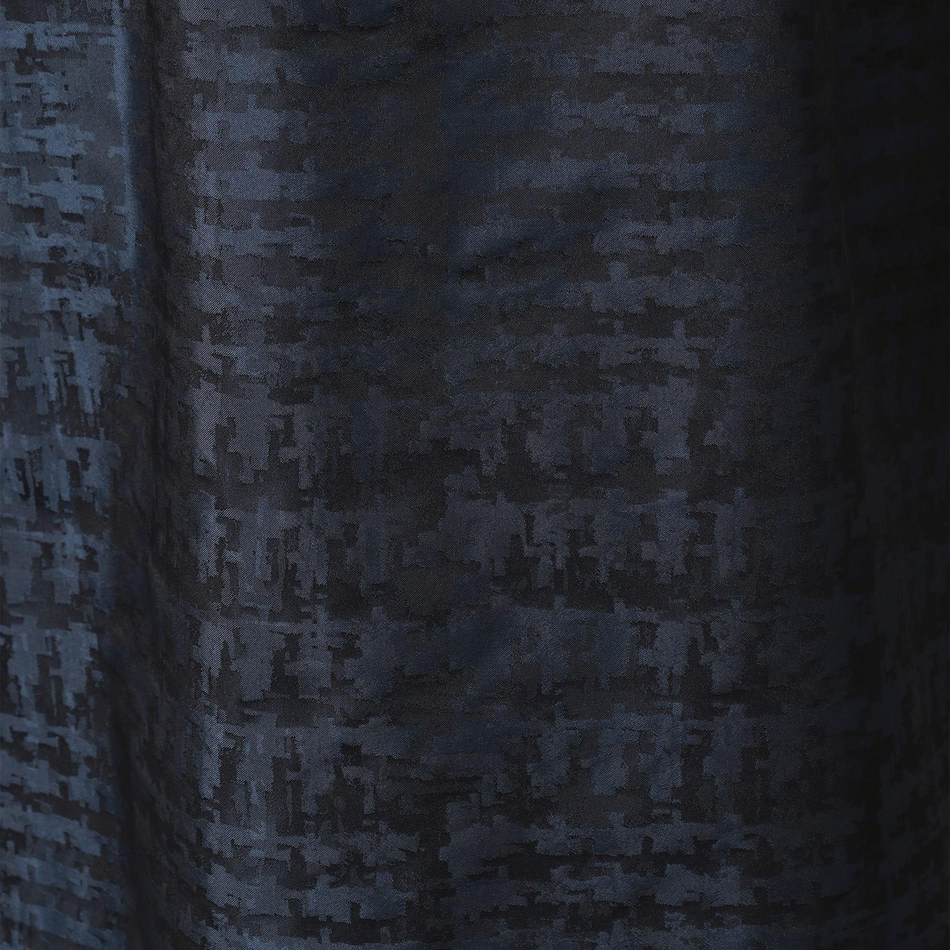 【ウォッシャブル】グレンチェックジャカード ワンピース