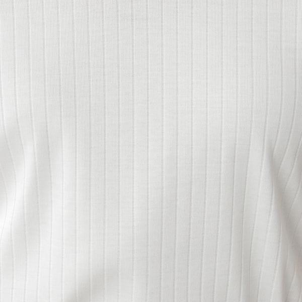 [ 28%OFF ] 針抜きフライスプルオーバーカットソー/半袖Vネック【ウォッシャブル】(アンサンブル対応)