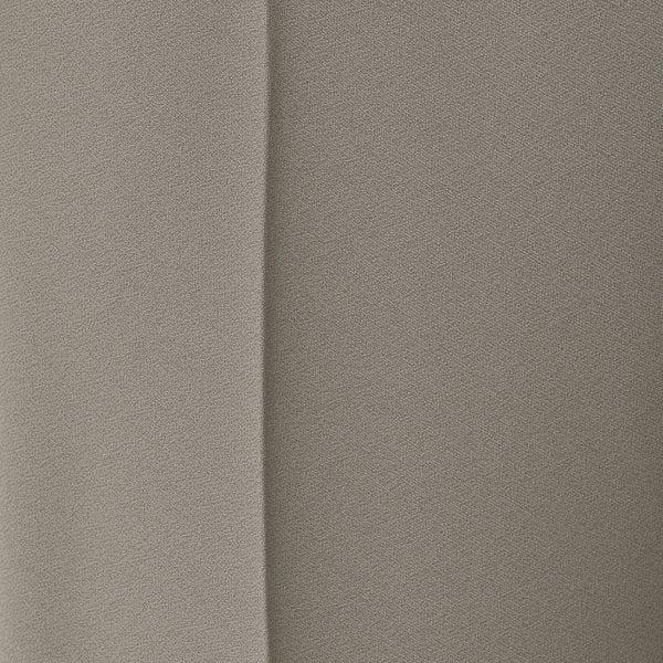 バックサテンジョーゼットパンツ【ウォッシャブル】(セットアップ対応)【日経Ai】