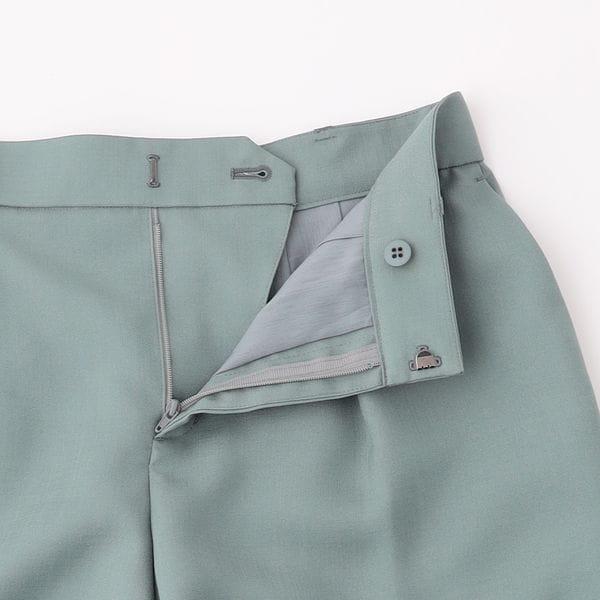 [ 45%OFF ] 【ウォッシャブル】トリアセブライトスラブキュロットパンツ/ズボン
