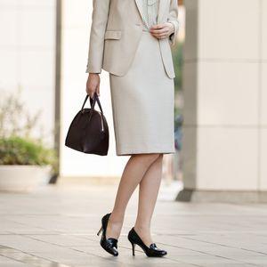 【ファーストシリーズ】ライトダブルウールⅢ スカート