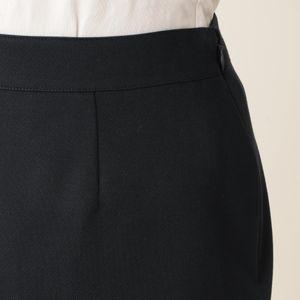 [ 39%OFF ] 【ウォッシャブル】ハイブリッドツイルジャージスカート